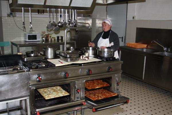 La cucina di Casa Thevenin
